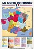 La Carte De France...