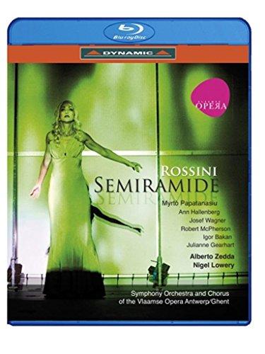 Gioachino Rossini: Semiramide [Blu-ray]