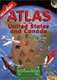 Sticker Atlas Of The U.S. & Canada