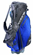 Cobra Excell Stand Golf Bag, Blue/Grey