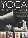 Yoga for Everyone: A complete step-by-step guide to yoga and breathing, from getting started to advanced techniques (0754815102) by Smith, Judy