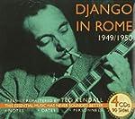 Django in Rome 1949-1950