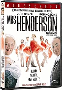 Mrs Henderson Presents [DVD] [2005]