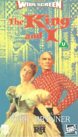 The King and I [VHS] [Import]