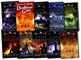 Steven Erikson Steven Erikson Collection The Malazan Book of the Fallen 10 Books Set Pack RRP: £100.38 (The Malazan Book of the Fallen) (Deadhouse Gates, Reapers Gale, Midnight Tides, Memories of Ice, Deadhouse Gates, House of Chains, Gardens of the Moo