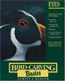 Eyes (Bird Carving Basics)