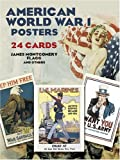 American World War I Posters: 24 Cards (Dover Postcards) (0486430626) by Flagg, James Montgomery