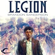 Legion | [Brandon Sanderson]