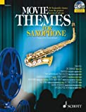img - for MOVIE THEMES FOR TENOR SAXOPHONE MASTER PLAY-ALONG SERIES BOOK AND CD (Schott Master Play-Along Series) book / textbook / text book