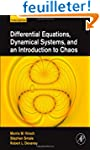 Differential Equations, Dynamical Sys...