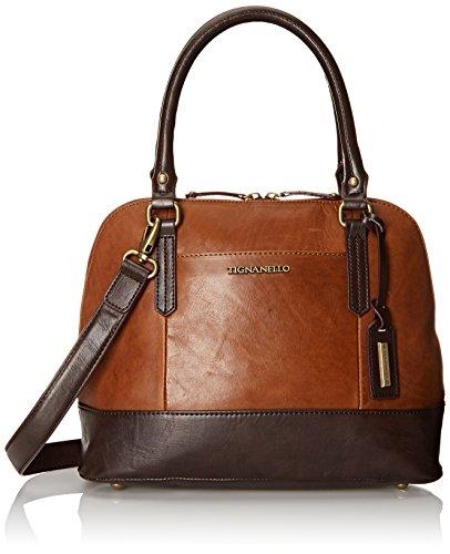 tignanello-vintage-leather-accordian-satchel-shoulder-bag-walnut-one-size