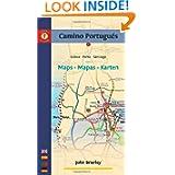 Camino Portugués Maps - Mapas - Karten: Lisboa - Porto - Santiago