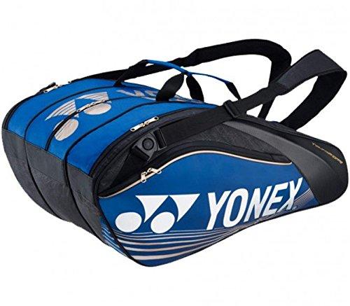 YONEX Custodia racchetta Pro Racket Thermobag 12, Blu, 70x 50x 10cm, 0,4litri, h96212