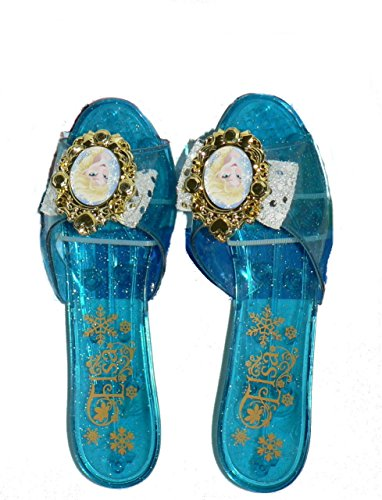 Disney Frozen Princess Elsa Sparkle Shoes - size 10-13