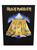 IRON MAIDEN???? POWERSLAVE????? Backpatch By IRON MAIDEN (0001-01-01)