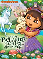 Dora's Enchanted Forest Adventures (Dora The Explorer)