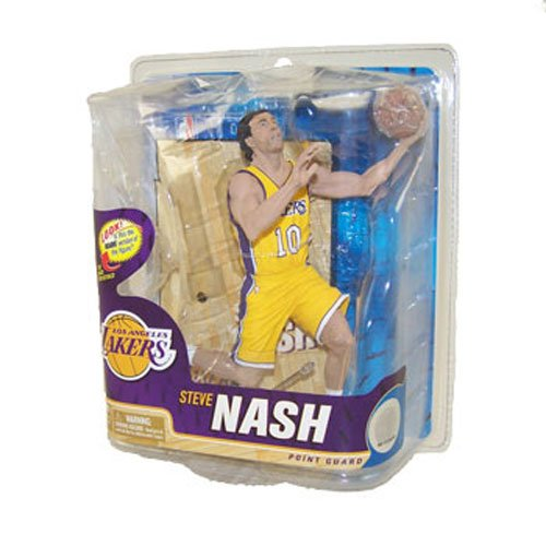 McFarlane Toys NBA Series 22 Steve Nash Figure