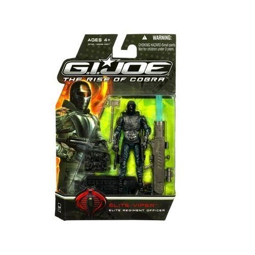 G.I. Joe The Rise of Cobra Action Figure Elite Viper (Elite Regiment Officer) 3.75 Inch by Hasbro jetzt kaufen