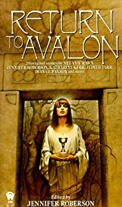 Return to Avalon by Various, Jennifer Roberson, Martin H Greenberg and John Jude Palencar