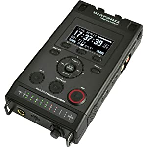 Marantz PMD661 Portable SD Recorder