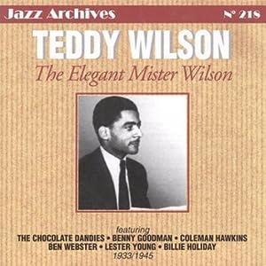 The Elegant Mister Wilson, 1933-1945