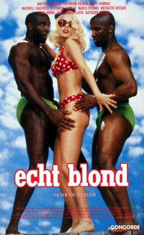 Echt blond [VHS]