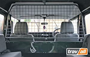 milford cargo barrier fitting instructions