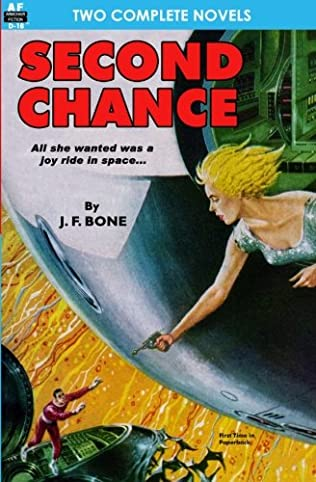 book cover of Second Chance / Mission to a Distant Star