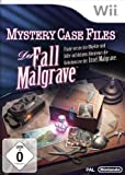 echange, troc WII MYSTERY CASE FILES THE MALGRAVE INCIDENT - Software