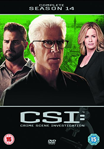 CSI - Crime Scene Investigation: Season 14 [DVD]
