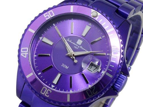 [サルバトーレ・マーラ] SALVATORE MARRA ITALY 腕時計 SM13118-PL メンズ