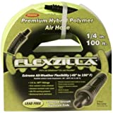 Legacy HFZ14100YW2 Flexzilla 1/4 X 100 Zilla Green Air Hose with 1/4 MNPT end