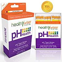 Best Ph Test Strips For Saliva And Urine Sale 100-pack Ph Strips Results In 15 Seconds Monitor Your Ph Daily - Take Control Of Your Health Now from HealthyWiser