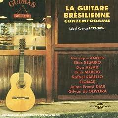 La Guitare Bresilienne cover