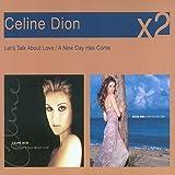 echange, troc Celine Dion - Coffret 2 CD : Let's Talk About Love / A New
