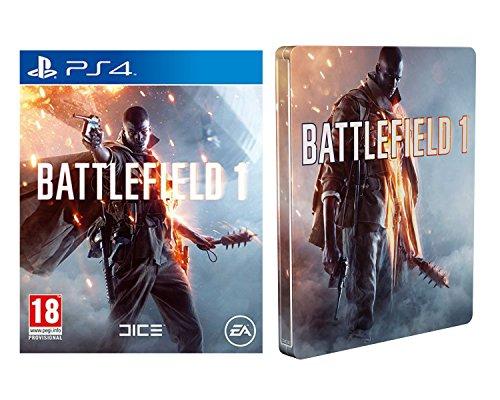 Battlefield 1 + Steelbook Esclusiva Amazon - PlayStation 4