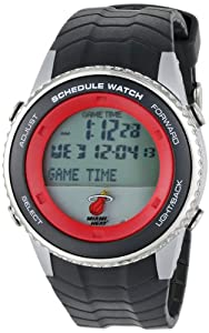 NBA Mens NBA-SW-MIA Schedule Series Miami Heat Watch by Game Time
