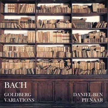 Goldberg Variations by Daniel-Ben Pienaar, Bach, Johann Sebastian and n/a