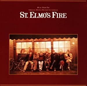 "Cover of ""St. Elmo's Fire"""