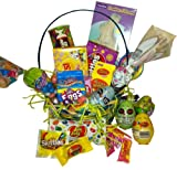 Easter Treats for the College Student ~ Filled Easter Basket