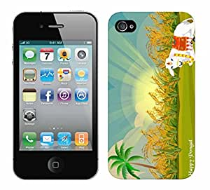 WOW Printed Designer Mobile Case Back Cover For Apple iPhone 4 / 4s