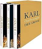 Karl der Große / charlemagne: Drei Bände im Schuber
