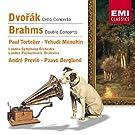 Dvor�k: Cello Concerto - Brahms: Double Concerto