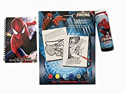 Marvel Spiderman Fint Activity Pack Bundle
