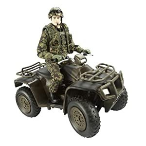 HM Armed Forces Quad Bike