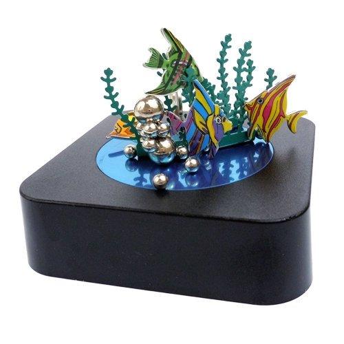 Aquarium Magnetic Sculpture Block