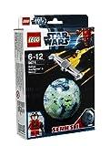 LEGO レゴ スター・ウォーズ ナブー・スターファイター(TM)と惑星ナブー (TM)  9674