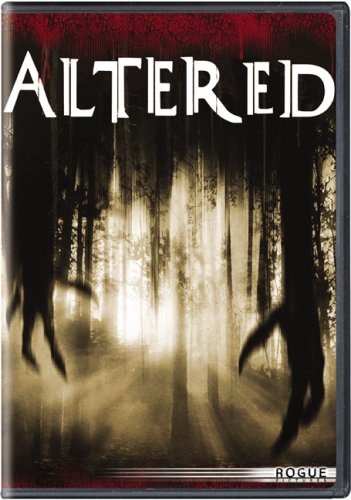 Cover art for  Altered