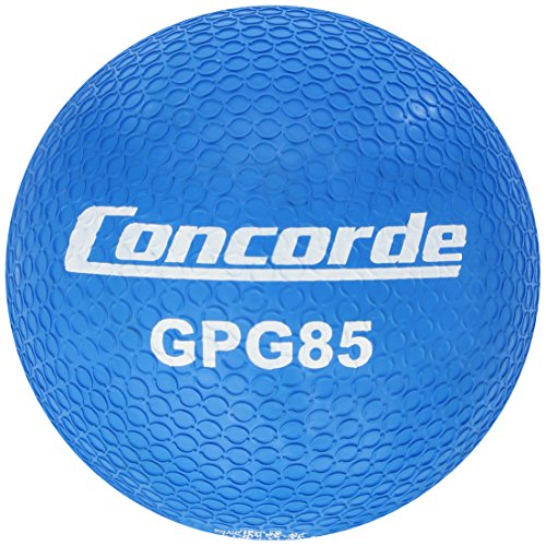 Concorde Grippy Playground Ball, Size 8.5, Blue