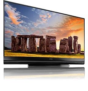 Mitsubishi WD-82742 82-Inch 3D DLP Home Cinema HDTV